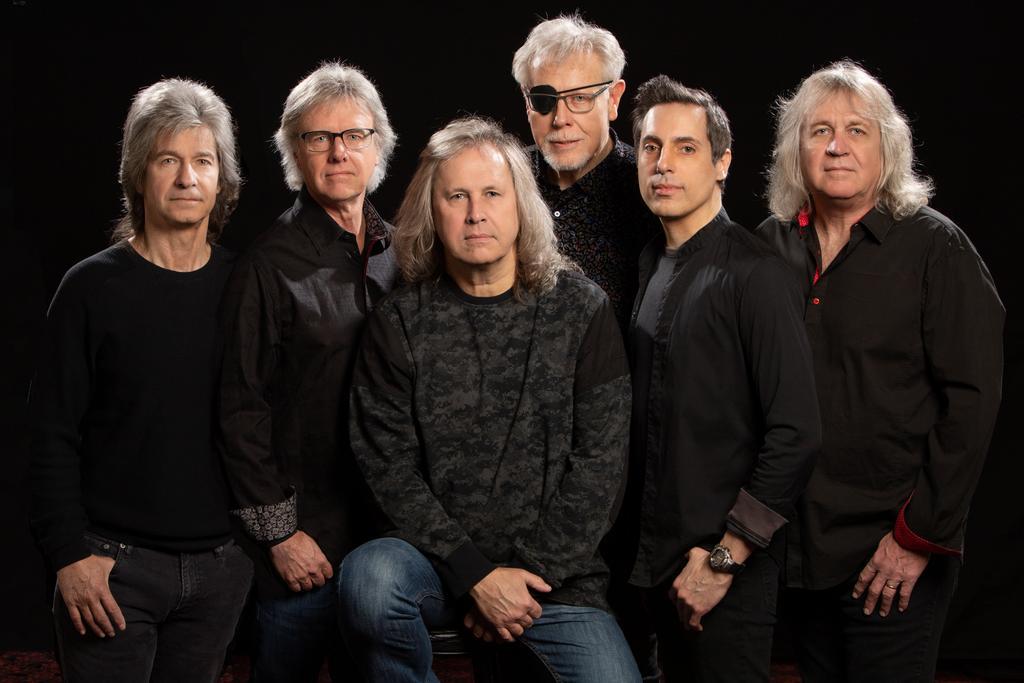 RELAX: Los discos de KANSAS de peor a mejor (hoy Song For America) - Página 3 Kansas_band_group_new